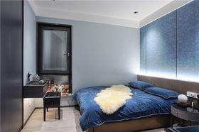 140平米四室兩廳現代簡約風格臥室設計圖