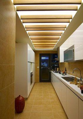 15-20万140平米三室两厅混搭风格厨房装修案例
