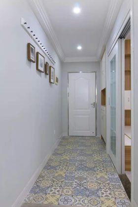 80平米三室两厅北欧风格走廊图片大全