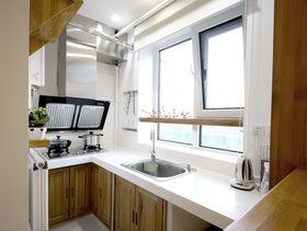 30平米超小户型现代简约风格厨房效果图