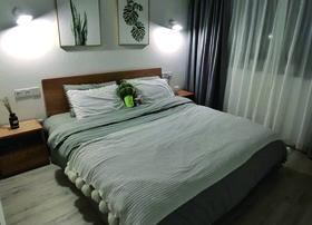 100平米三宜家风格卧室设计图