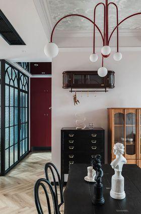 80平米法式风格餐厅欣赏图