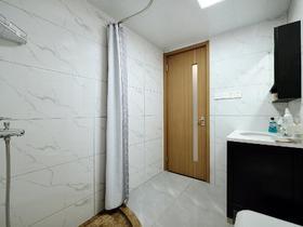 140平米三室一厅其他风格卫生间欣赏图