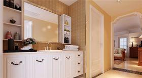 100平米三室一厅欧式风格厨房图片