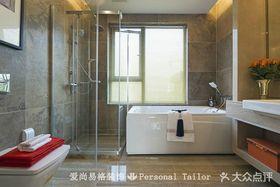 140平米别墅美式风格卫生间装修效果图