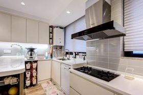 100平米三室两厅北欧风格厨房装修图片大全