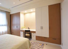 130平米四欧式风格卧室装修效果图