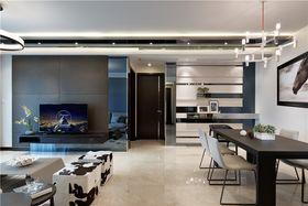 130平米三现代简约风格走廊图片大全