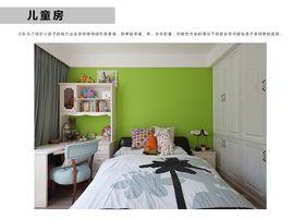 120平米三混搭风格儿童房装修图片大全