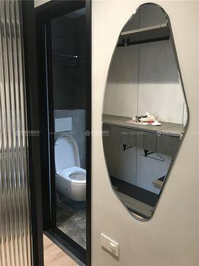 经济型100平米三室两厅北欧风格卫生间设计图