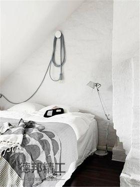 60平米公寓現代簡約風格臥室效果圖