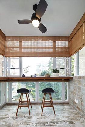 90平米北欧风格阳光房装修案例