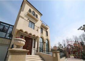 豪华型140平米别墅中式风格其他区域效果图