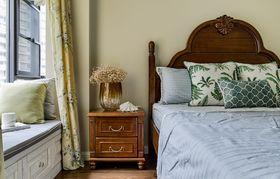130平米三室一廳美式風格臥室圖片