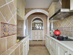 20万以上140平米复式混搭风格厨房图片大全