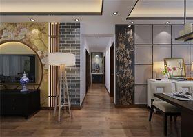 140平米三室两厅中式风格其他区域设计图