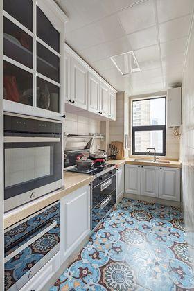 5-10万80平米美式风格厨房图片大全