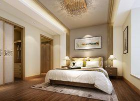 豪华型140平米四室两厅中式风格卧室装修效果图
