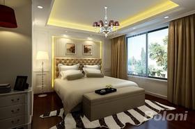 140平米別墅歐式風格臥室裝修效果圖