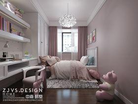 140平米三室两厅现代简约风格儿童房装修效果图