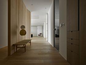 140平米复式日式风格玄关装修案例