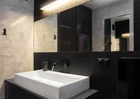 140平米三室两厅现代简约风格卫生间设计图