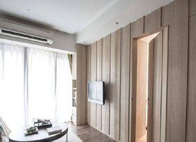 60平米日式風格客廳裝修效果圖