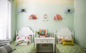 120平米三美式风格儿童房图片