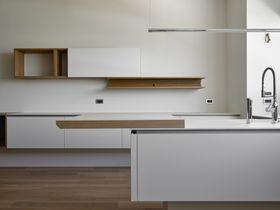 140平米复式日式风格厨房图片