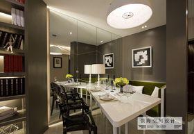 80平米一室一厅现代简约风格餐厅装修案例