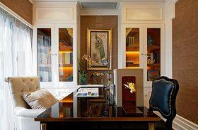 100平米新古典风格书房设计图