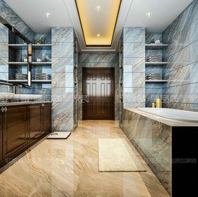 20万以上140平米别墅中式风格卫生间图片