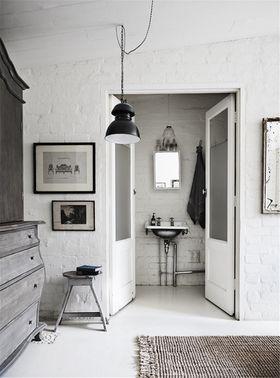 60平米一居室北欧风格卫生间装修图片大全