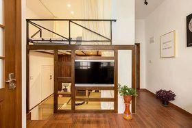 30平米超小戶型日式風格客廳圖