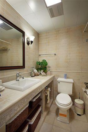 100平米三美式风格卫生间装修案例
