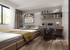 140平米三現代簡約風格臥室效果圖