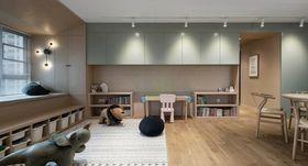 80平米現代簡約風格客廳欣賞圖