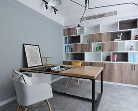 140平米四北歐風格書房裝修效果圖
