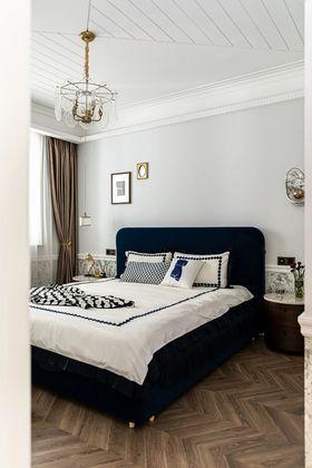 130平米三美式风格卧室装修案例