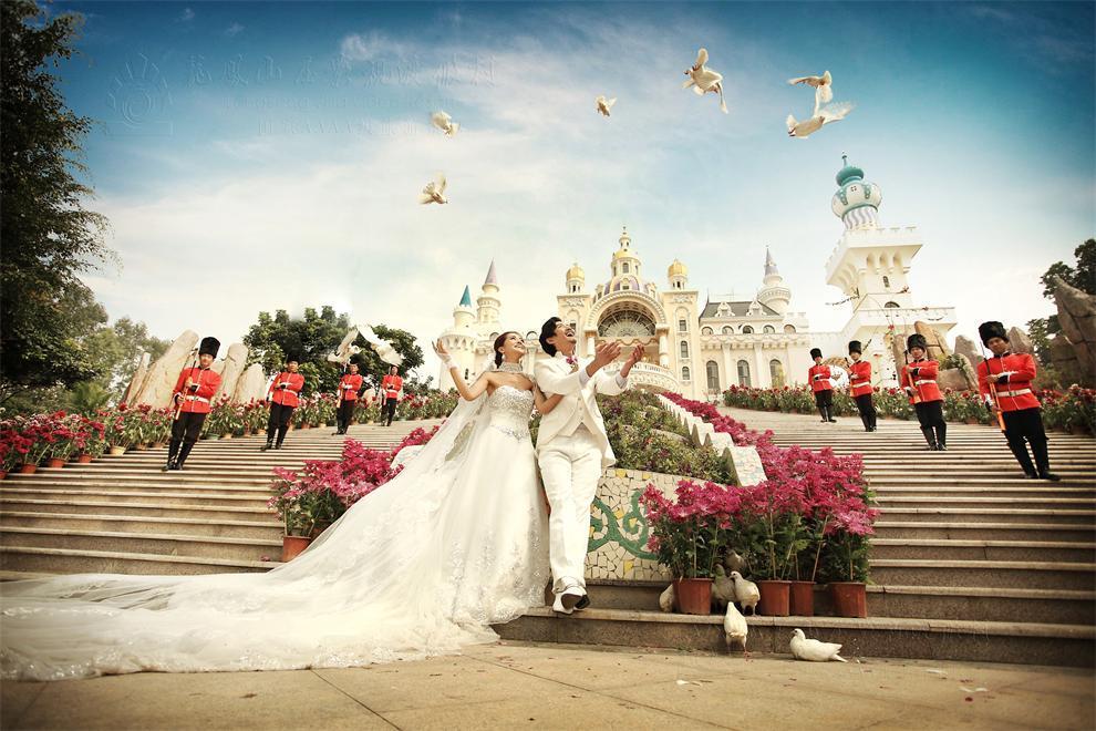 时尚芭莎婚纱摄影(长安店)