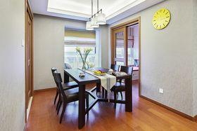 10-15万130平米三室两厅现代简约风格餐厅图片大全