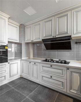 90平米現代簡約風格廚房裝修效果圖