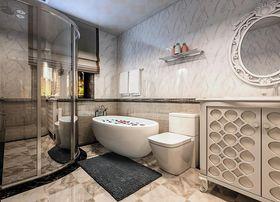 120平米三室兩廳歐式風格衛生間裝修效果圖