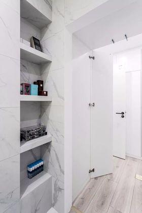 140平米三室两厅现代简约风格储藏室效果图