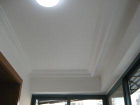 60平米现代简约风格阳台图片