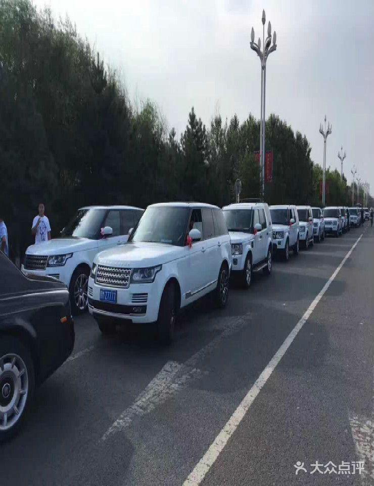 白色路虎婚车最牛囹�a_跟车 跟车数量:9 婚车品牌:路虎 车辆类型:suv/商务车 车辆颜色:白色