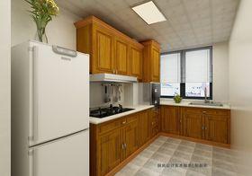 3-5万110平米三室两厅美式风格厨房装修图片大全