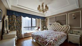 10-15万140平米三室两厅欧式风格卧室装修图片大全