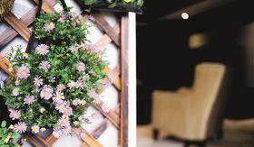 富裕型130平米三室两厅美式风格玄关欣赏图
