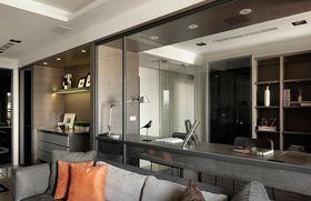 100平米三室一厅宜家风格客厅装修图片大全